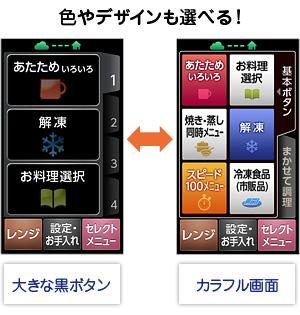 簡単操作で見やすく画面をカスタマイズ.jpg