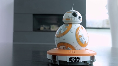 BB-8充電ベース