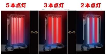デロンギマルチダイナミックヒーター自動で節電.jpg