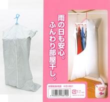 布団乾燥機で衣類を乾かすのに便利なアイテム