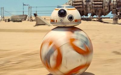 BB-8登場シーン
